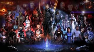 Mass Effect Crew (Male)